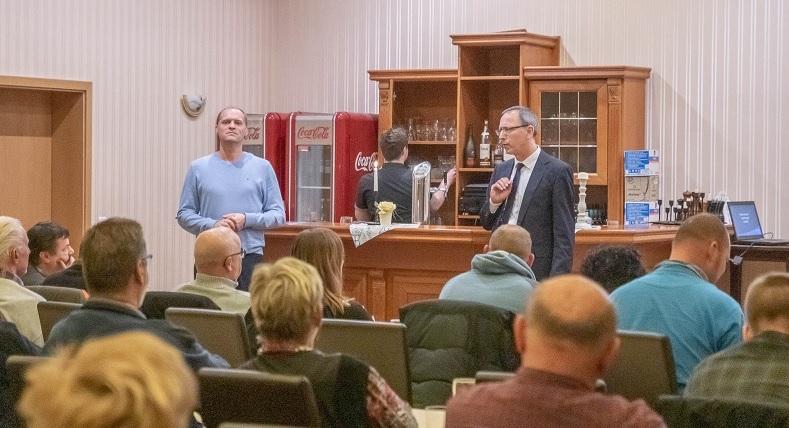 Erfolgreicher Vortrag in Bischofswerda