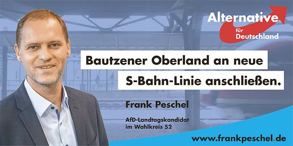Bautzener Oberland an neue S-Bahn-Linie anschließen