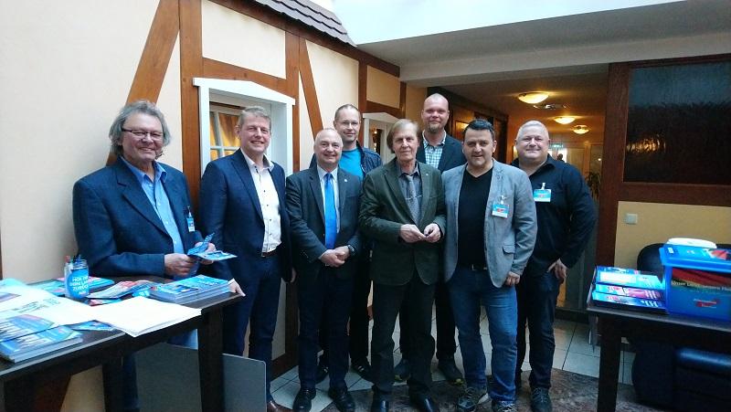 AfD-Bundestagsabgeordnete in Bischofswerda