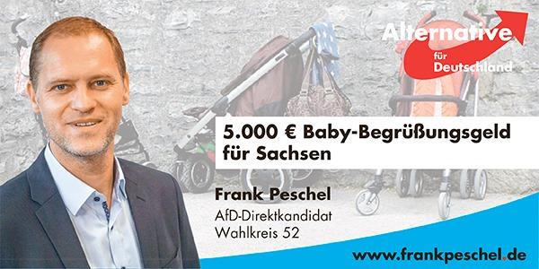 Willkommen in Sachsen