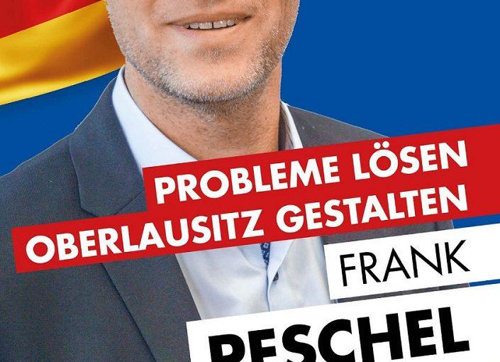 Wahlplakate sind im Druck