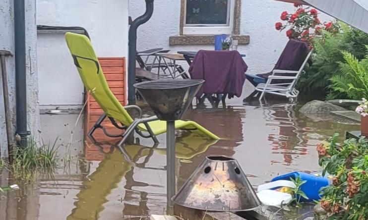 Hilfe für Hochwasseropfer nicht in Sicht
